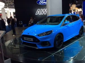 Neuer Ford Focus RS 2016