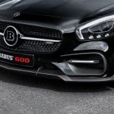 Mercedes-AMG GT S Tuning by Brabus