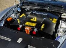 Aston Martin RapidE Konzept