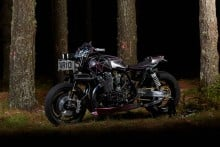 Custombike Yamaha XJR 1300