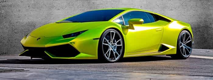 Folierung Lamborghini Huracan