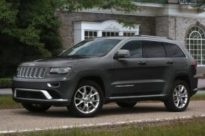 Jeep Grand Cherokee Summit California Edition