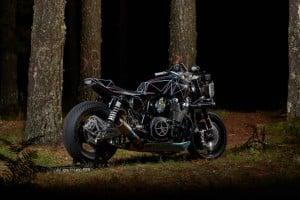 Yamaha Custom Umbau XJR 1300