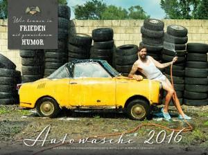 Autowäsche Kalender 2016