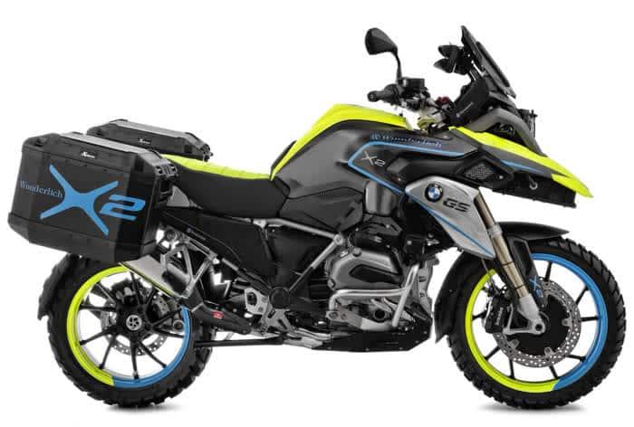 BMW R 1200 Hybrid-GS LC mit Zweirad-Antrieb
