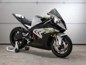 BMW eRR Elektro Supersport Motorrad