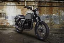 Brixton BX 125 Motorrad