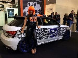 Essen Motor Show Hostess