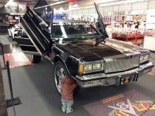 US Car Umbau Lift