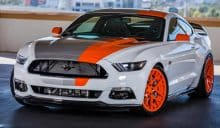 Neuer Ford Mustang 2016