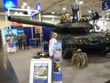 Panzer Essen Motor Show 2015
