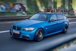 Tuning BMW 350d by BBM