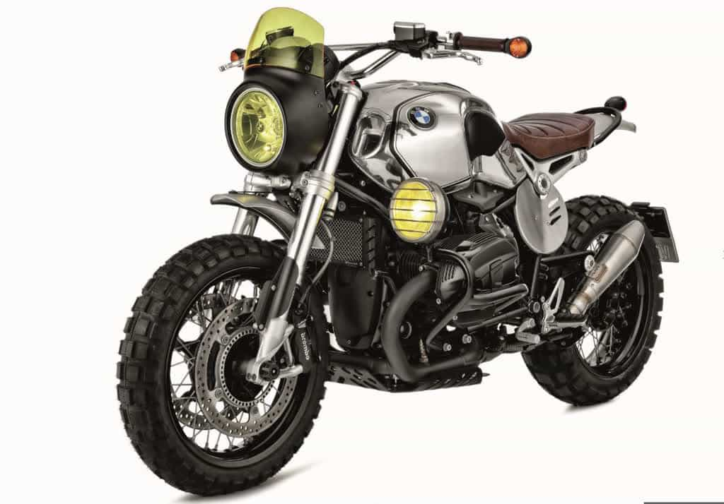 bmw r ninet scrambler umbau six days autodino. Black Bedroom Furniture Sets. Home Design Ideas