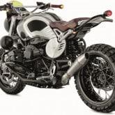 BMW R nineT Scrambler Umbau SixDays