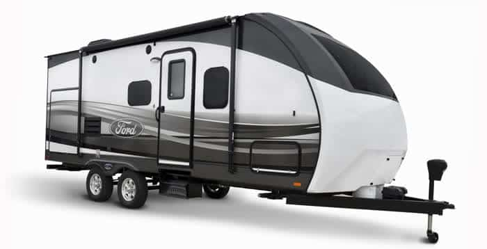 Ford Wohnwagen Caravan