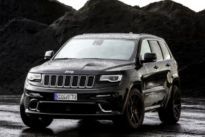 Jeep Grand Cherokee SRT8 Tuning