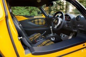 Lotus Exige Sport 350 Innenraum