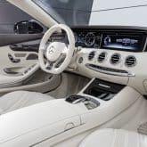 Mercedes-AMG S 65 Cabrio Innenraum