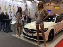 Messe Hostessen Essen Motor Show