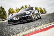 Porsche Turbo 911 S von Edo Competition