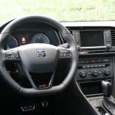 Seat Leon ST CUPRA 280 Innenraum