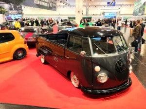 VW Bulli Pickup Pickrod Umbau