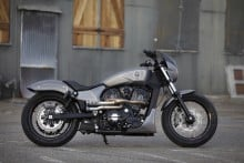 Victory Cutom Bike Combustion Concept