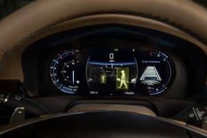 2016 Cadillac CT6 Innenraum