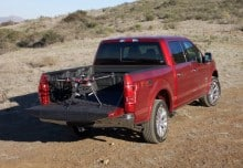 Ford F-150 Pickup Drone