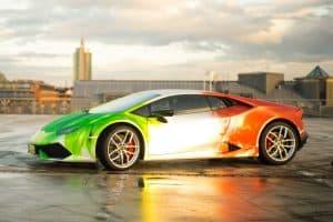 Lamborghini Hurracan Folierung 007