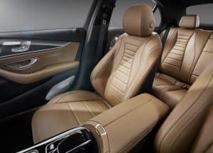 Mercedes-Benz E-Klasse Limousine (W 213) 2016 Mercedes-Benz E-Class Innenraum