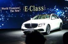 Mercedes-Benz E-Klasse Limousine (W 213) 2016 Mercedes-Benz E-Class