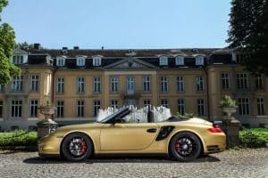 Porsche 997 Turbo Tuning