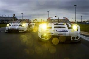 Porsche 911 RSR - 911 GT3 R