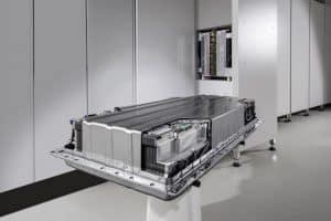 Daimler smart Batterie