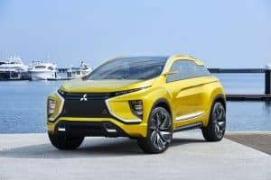Mitsubishi Concept-eX
