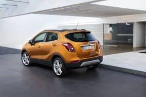 Neuer Opel Mokka X 2016