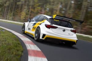 Opel Astra TCR 2016