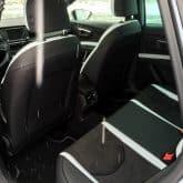 Seat LEON ST CUPRA 290 Innenraum hinten