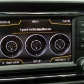 Seat LEON ST CUPRA 290 Navi Infotainment G-Anzeige