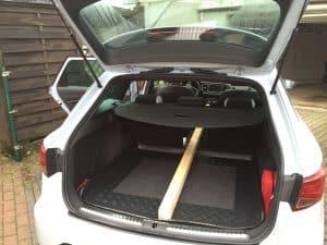 Seat Leon ST Cupra 290 Kofferraum