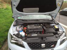 Seat Leon ST Cupra 290 Motor