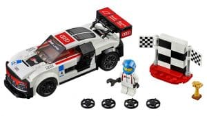 Audi R8 LMS ultra Lego
