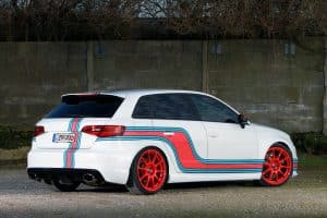 Audi RS3 Tuning Folierung