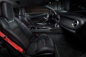 Chevrolet Camaro ZL1 Innenraum