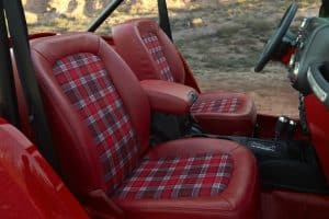 Jeep Shortcut Concept Innenraum