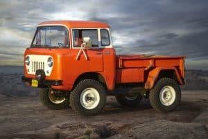 Jeep FC 150 Heritage Vehicle