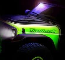 "Jeep Wrangler ""Trailcat"""