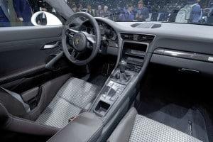 Porsche 911 R Innenraum