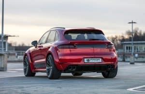 Porsche Macan Widebody Tuning